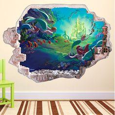 ¡Decora con vinilos decorativos Disney la habitación de tus pequeños!