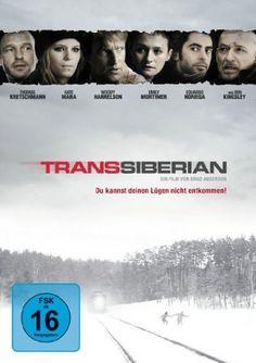 Transsiberian * IMDb Rating: 6,7 (29.809) * 2008 Spain,Germany,UK,Lithuania * Darsteller: Woody Harrelson, Emily Mortimer, Ben Kingsley,