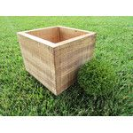 <strong>Square Planter Box</strong> by Established 98