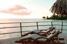 The World's Most Romantic Hotels   Le Taha'a   FATHOM