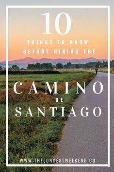 Dreaming of hiking the Camino de Santiago? Read this first - I'm debunking 10 common myths and misconceptions about the Way of Saint James, a 500 mile pilgrimage across Spain that thousands hike every year. Hiking Europe, Europe Travel Guide, Spain Travel, Travel Destinations, Travel Abroad, Travel Guides, Top Cities In Spain, Spain Pilgrimage, Hiking Guide
