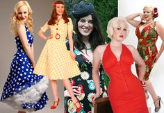 UK Stores list: Vintage reproduction clothing (Pin-up, burlesque & rockabilly) – The ultimate shopping list!