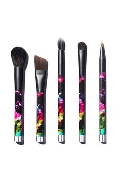 Sonia Kashuk brush set.