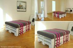 muebles hecho con palets - Buscar con Google