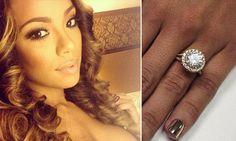Erica Mena's Engagement Ring