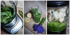 Green monsters – zielone koktajle!