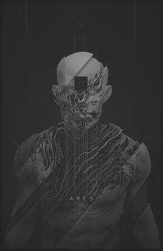 ArtStation - ARES 018, Philip Harris-Genois
