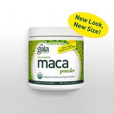 The power of Maca is now available in a more convenient 8 ounce size! Did you know our Maca is steam and pressure extracted-through a process known as gelatinization-to remove the starch and concentrate the active constituents? Home Remedies, Natural Remedies, Herbs For Health, Healing Herbs, Herbal Medicine, Herbalism, Organic, Gaia, Healthy