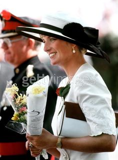 Princess Diana...looking so pretty, 1991.