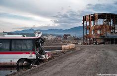 Tohoku eight months after the earthquake and tsunami