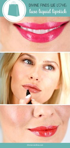 These long-wearing, glossy liquid lipsticks are the perfect way to experiment with a new shade, because they're universally flattering. #Shopping #Joyus