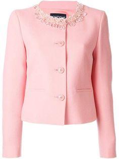 Clasic pink jacket