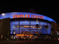 Los Angeles::Staples Center by mike_s_etc, via Flickr