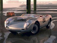 James Deans Porsche