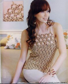 crochet tops...Yes.it is the one I am looking 4 :))) free pattern