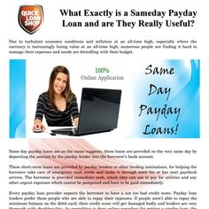 payday loans online sameday
