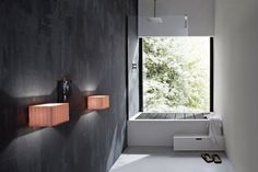 une baignoire douche UNICO par Rexa Design élégante