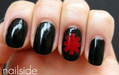 Hello everyone, for this mani a tribute to one of my favorite bands: Red Hot Chili Peppers, because they're awesome. It's a simple ma...