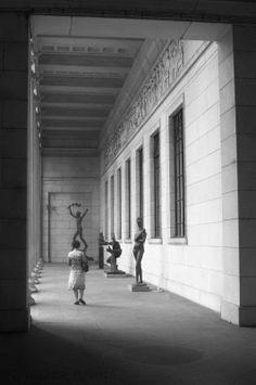 Framed Promenade