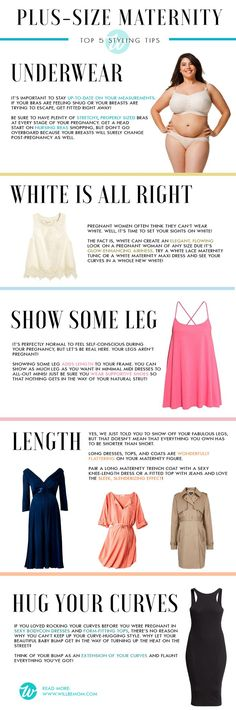 Read more styling tips for plus-size maternity here:  http://willbemom.com/style-tips/2015/plus-size-maternity-clothing-5-ways-to-rock-your-curves/