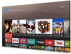 Android TV Powered Smart TVs Coming Next Year