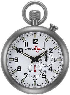 ArmourLite - Alarm Pocket Watch - ALPW01