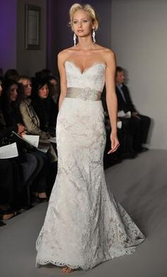 Used Jim Hjelm Wedding Dress 8210,    Get a designer gown for (much!) less on PreOwnedWeddingDresses.com