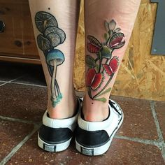 Aug 2019 - Leg tattoos is a great choice and idea for both men and women. Discover a timeless selection of the top 100 best badass tattoos for men and women. Future Tattoos, Love Tattoos, Tattoo You, Beautiful Tattoos, Body Art Tattoos, New Tattoos, Tatoos, Calf Tattoos, Sweet Tattoos