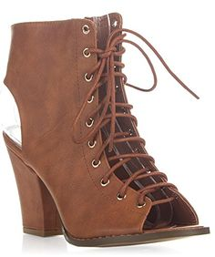 Nature Breeze Milano Lace Up Cut-Out Peep Toe Ankle Bootie TAN (5.5) Nature Breeze http://www.amazon.com/dp/B01CUBTD4U/ref=cm_sw_r_pi_dp_F5X5wb1V9AEFJ