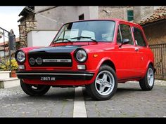 Autobianchi A112 Abarth 70 Hp - Davide Cironi drive experience (ENG.SUBS) - YouTube
