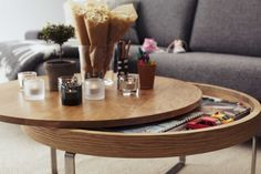 Ciekawe meble: stolik Secret Coffee, Sits