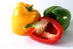 Red or green paprika?    Definitely red, because it is proven to contain two times more minerals instead green peppers.