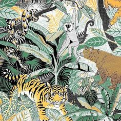 jacquelinecolley -  The Seoni Jungle print, inspired by the Jungle book and featuring a few of its characters! 3 colour screen print, made by hand @printclublondon  #DesignProcess #printedephemera  #JacquelineColley #ukcreatives #smallbatch #PrintIsntDead #MadeinLondon #Printmaker #Screenprinter #ScreenPrintMaker #SilkScreenPrint #bengaltiger #boasnake #slothbear #calledtobecreative #printspotters #VisualsofLife #jungleanimals #jungleart #jungleprint #squeegeeclub #rudyardkipling...