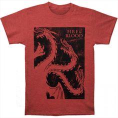 GAME OF THRONES Targ Slim Fit T-shirt  #gameofthrones #asongoficeandfire #rockabilia