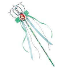ProductDetail: Accessories Makeup: Wings Wands Name: Ariel Wand ID: 34724