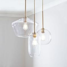 West Elm - Sculptural Glass Chandelier Mixed - entry way (clear or smokey? West Elm Chandelier, 3 Light Chandelier, Pendant Lighting, West Elm Pendant Light, Sputnik Chandelier, Chandeliers, Metal Canopy, Diy Canopy, Canopy Crib