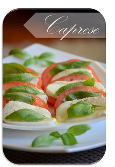 #caprese #zdrowe jedzenie #healthy food #food #healthy #zdowy #bazylia #pomidory #mozarella #dieta #mishelkalife.blogspot.com