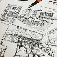 👈✒in the meeting #freehand #sketch #floorplan #perspective #riverview #interiordesignsketch #interiorsketch #design #arquitetapage #arquisemteta #papodearquiteto #arch_more #arch_sketch #ar_sketch #iarchitectures #archstudent #interiorstudent #tamasketch