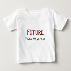 Future Probation Officer T Shirt, Hoodie Sweatshirt