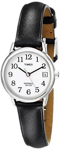 31d6d92c4249 reloj timex t2h331 para mujer c correa de cuero negro