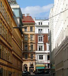 Stroll through narrow alleys in Vienna, Austria by denis henge #feelaustria