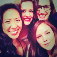 Love these gals.