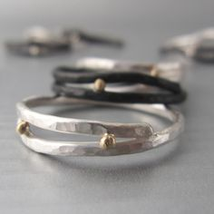 From Mondemade artist Maddalena Bearzi Arietta Ring