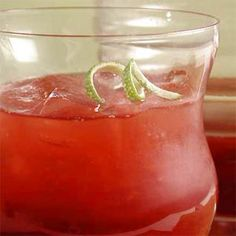 Pomegranate Cocktail | MyRecipes.com