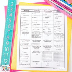 Check out my Must Haves for my classroom and get some free resources for your classroom!