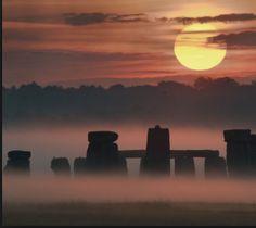 misty solstice shot, full moon 2016