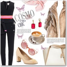 How To Wear Stylish chic Outfit Idea 2017 - Fashion Trends Ready To Wear For Plus Size, Curvy Women Over 20, 30, 40, 50