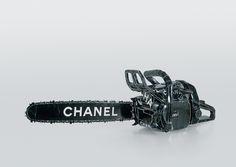 Tom Sachs - Chanel Chainsaw