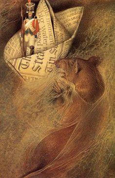 "Hans Christian Andersen's ""Steadfast Tin Soldier"""
