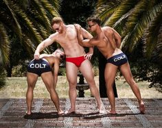 Get warmed up with the all-new COLT Swimwear from COLT Collection before summer is here - http://www.COLTcollection.com